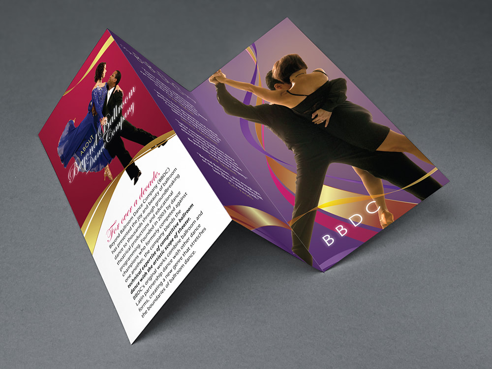 Trifold Brochure for BBDC