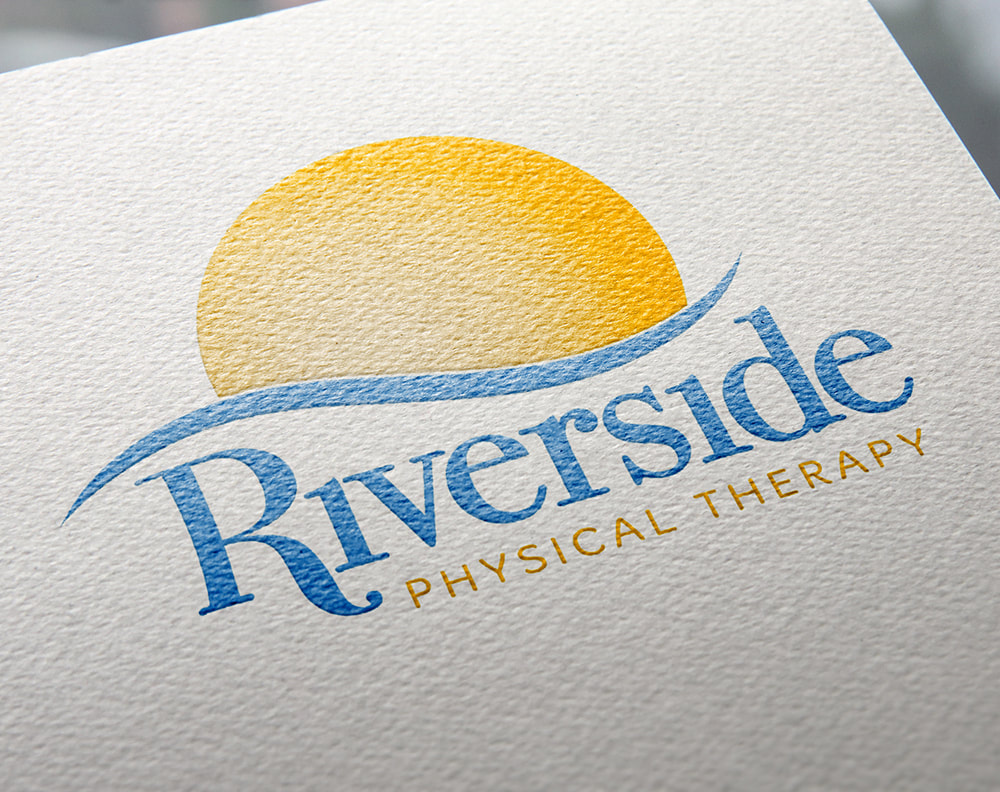 Riverside Physical Therapy Logo Design